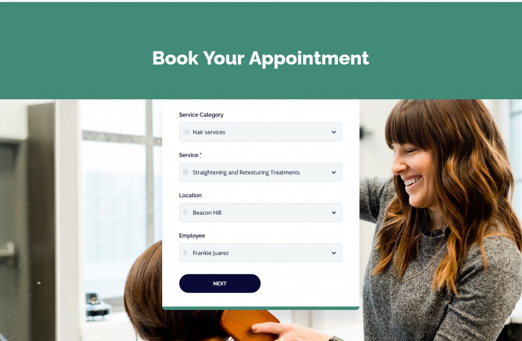 booking wizard good quality