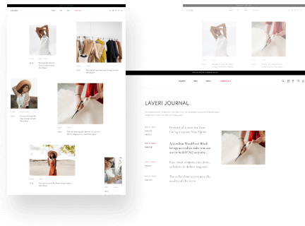 Four Creative Blog Layouts