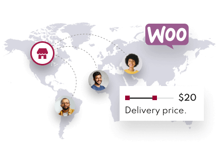 Delivery & Pick-up Features