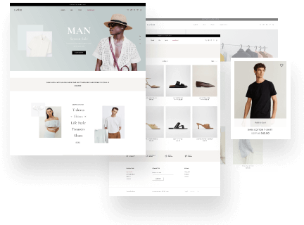 WooCommerce Theme For Clothing Stores