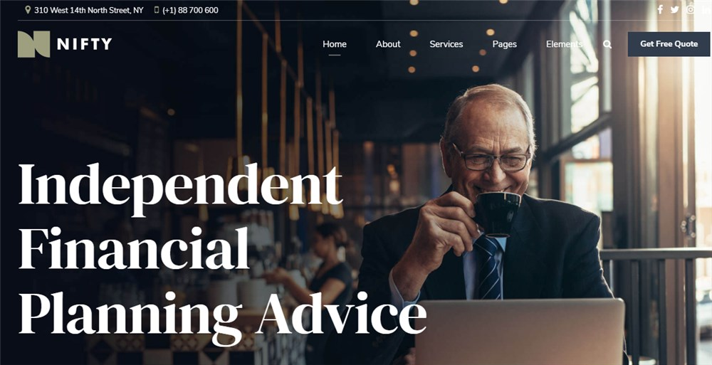 Nifty WP Best Theme Lawyers